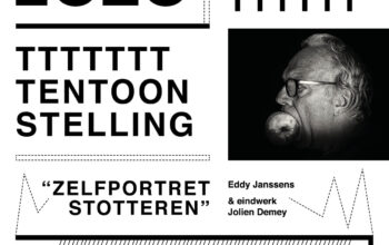 Exhibit 'Self Portrait: Stuttering' opens in Belgium